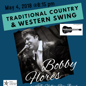 Bobby Flores & The Yellow Rose Band