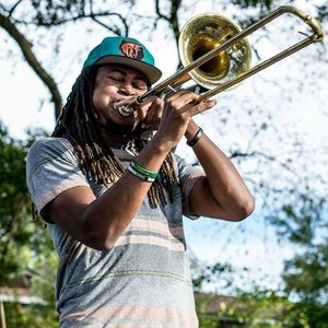 Suavo J The Hip Hop Trombonist