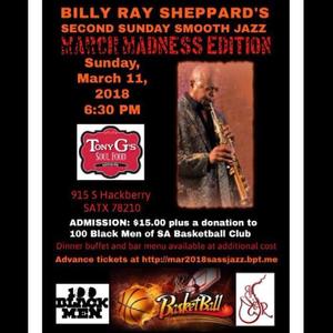 BillyRay Sheppard performs