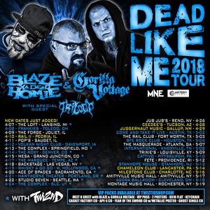 Blaze- Ya Dead Homie