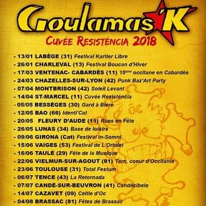 Goulamas'K