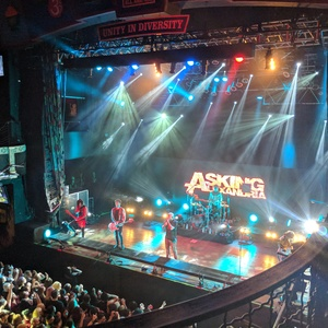 Asking alexandria tour dates 2018 concert tickets bandsintown asking alexandria at las vegas nv in house of blues 2018 m4hsunfo