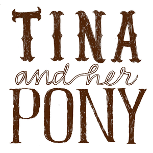 Tina & Her Pony