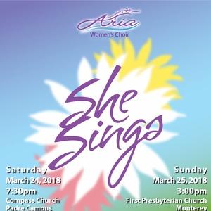 Aria - Monterey Women's Choir