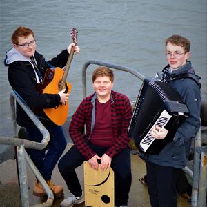 Lost Shores Ceilidh Band