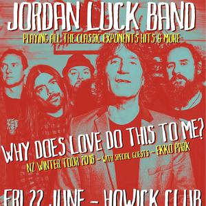The Jordan Luck Band