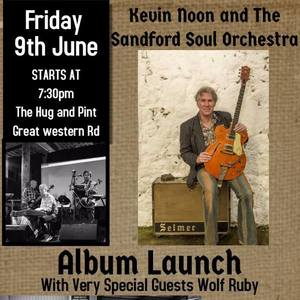 Kevin Noon and the Sandford Soul Orchestra