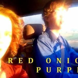 Red Onion Purple