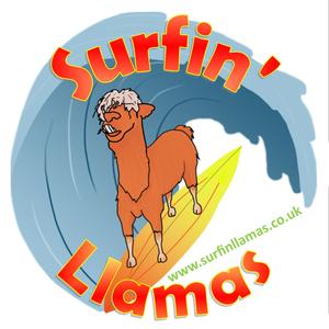 The Surfin' Llamas