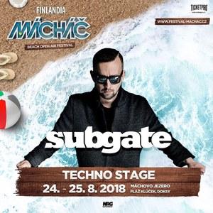 DJ SUBGATE
