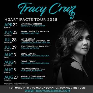 Tracy Cruz Music