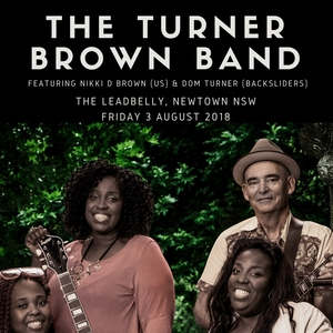 The Turner Brown Band