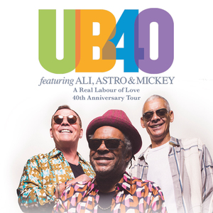 UB40 Featuring Ali, Astro, And Mickey