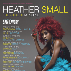 Heather Small - The Voice Of M People