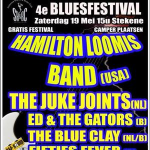 SR&BC BLUES Festival Stekene