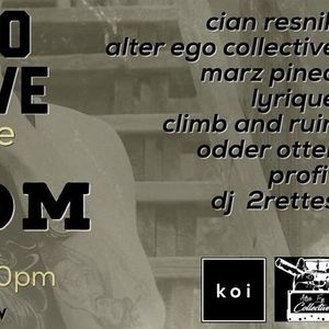 Bandsintown | Brom Tickets - Koi w/ Cian Resnik, Alter Ego