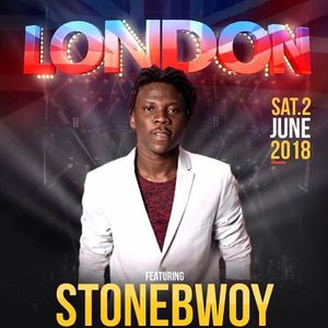 Stonebwoy Burniton