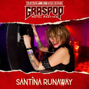 DJ Santina Runaway