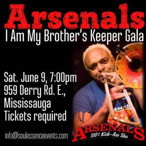 Arsenals: 100% Kick-Ass Ska