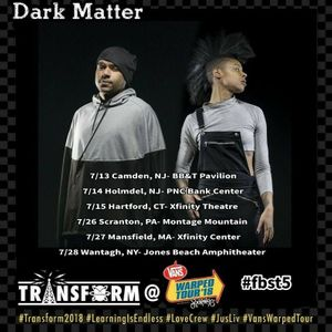 Dark Matter -Claymore&MadS.-