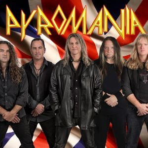 Pyromania Def Leppard Tribute Band