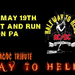 Halfway To HELL - AC/DC Tribute