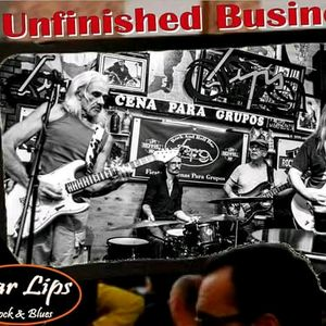 Larry Smith and Unfinished Business