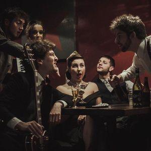 The Saloon League