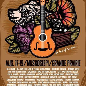 bandsintown caleb hart tickets bear creek folk music festival