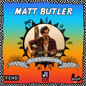 Bandsintown | Matt Butler Tickets - PNC Bank Arts Center