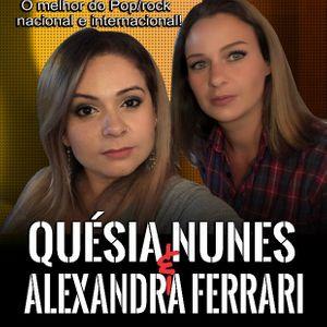Quesia Nunes e Alexandra Ferrari