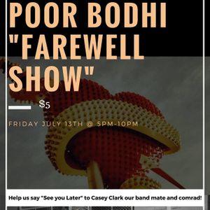 Poor Bodhi