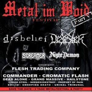 COMMANDER - Death Metal Munich