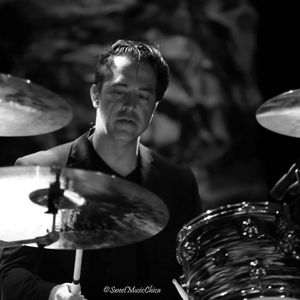 Steve Vorass on Drums