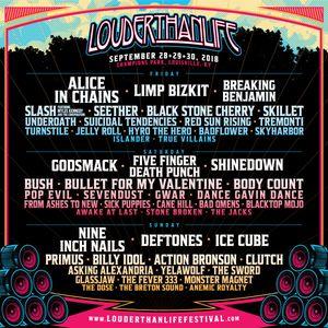 Bandsintown | Louder Than Life Tickets - Kentucky Expo ...