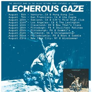 Lecherous Gaze