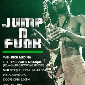 Rich Medina Presents: Jump N Funk