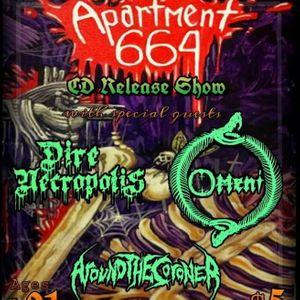 Apartment 664