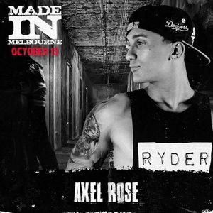 Axel Rose