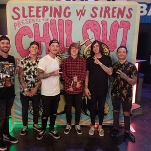 Sleeping with sirens tour dates 2018 concert tickets bandsintown sleeping with sirens at salt lake city ut in the grand the complex 2018 m4hsunfo