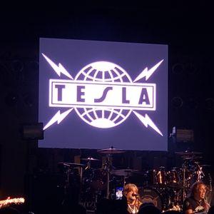Tesla At Loveland Co In Thunder Mountain Amphitheatre 2018