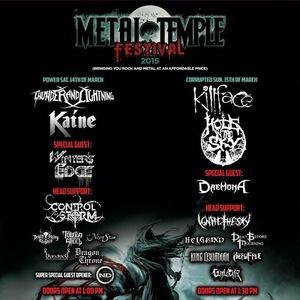Metal Temple Festival
