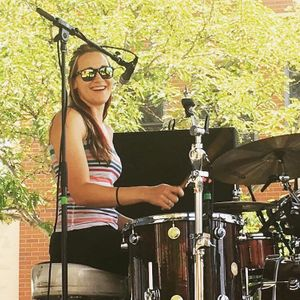 Emily Gould Drumming