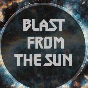 Blast From The Sun