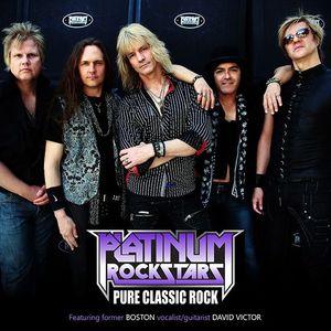 Platinum Rockstars: 70s and 80s Classic Rock