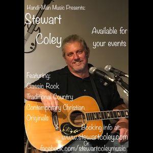 Stewart Coley Music