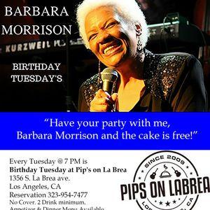 Barbara Morrison Page