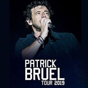 Patrick Bruel Tour Dates Concert Tickets Live Streams