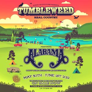 Tumbleweed Country Music & Camping Festival