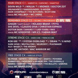 Bandsintown | GINGER DJ Tickets - Centralino - IN TU NATION